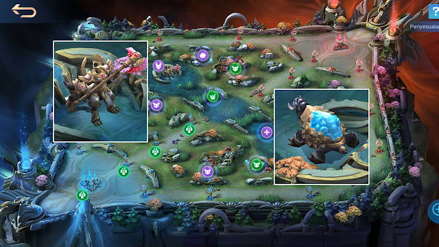 FAKTA! Monster Terkuat Turtle Dan Lord Di Mobile Legends : Bang-Bang