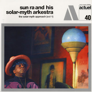 Sun Ra, The Solar-Myth Approach