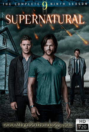 Supernatural Temporada 9 [720p] [Latino-Ingles] [MEGA]