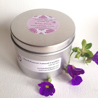Patchouli & Ylang Ylang Purity Belle Candles
