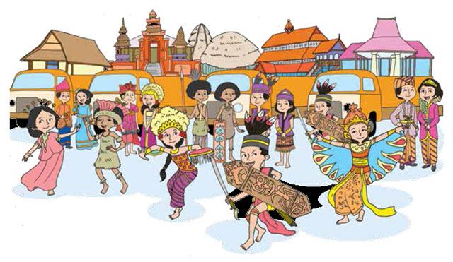 Punya Kenalan Dari Seluruh Indonesia