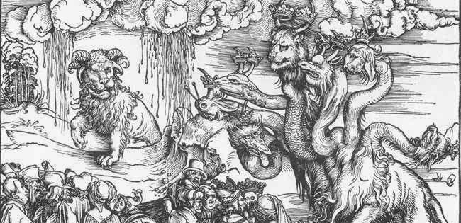 Frei Clemente Rojão: O Segundo Anticristo, o Falso Profeta