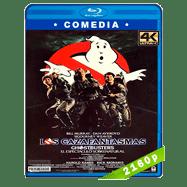 Los Cazafantasmas (1984) 4K UHD Audio Trial Latino-Ingles-Castellano