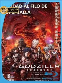 GODZILLA: Ciudad al filo de la batalla (2018)HD [1080p] Latino [GoogleDrive] SilvestreHD