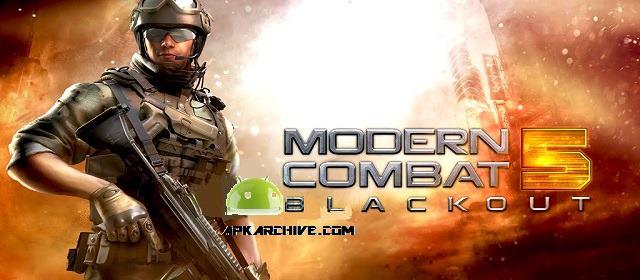Modern Combat 5: eSports FPS v4.0.0g Modlu Apk indir