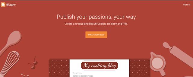 best free blogging platform in hindi India