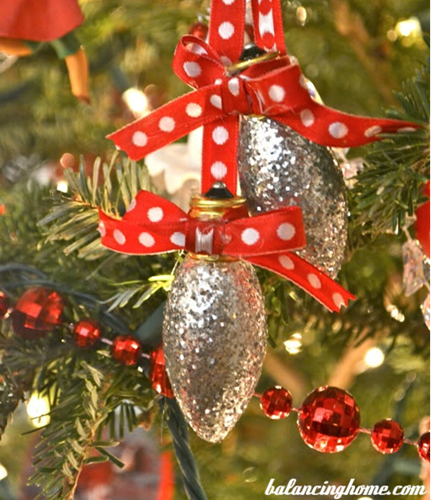 30 Amazing Recycled DIY Christmas Ornaments | Do it ...