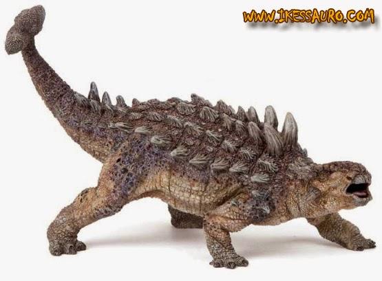 Papo Ankylosaurus