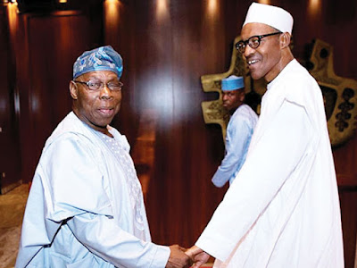 Obasanjo commends Buhari's broadcast on #EndSARS