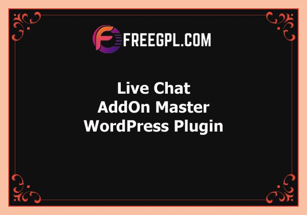 Live Chat AddOn Master Free Download