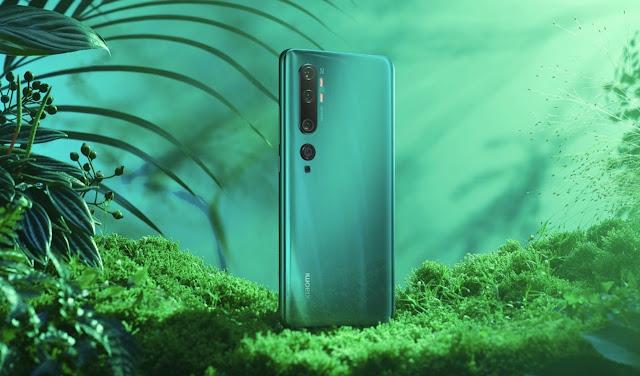 Mi-CC9-Pro-green