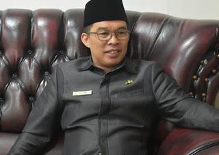 Ketua Komisi V DPRD Lampung Himbau Instansi Pemerintah Tak Bepergian Saat Pandemi