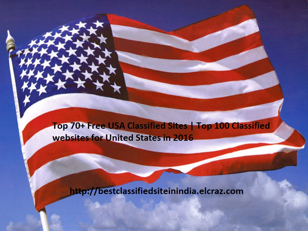 Top 70+ Free USA Classified Sites | Top 100 Classified