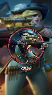 Lesley Royal Musketeer Heroes Marksman Assassin of Skins V4
