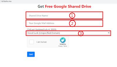 Google Drive Unlimited Storage