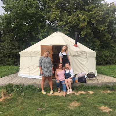 Glamping in Brighton