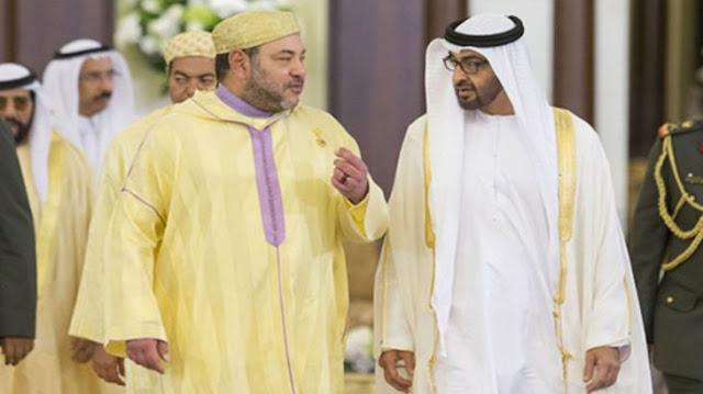 الإمارات تؤكد دعمها للمغرب في الدفاع عن وحدة أراضيه