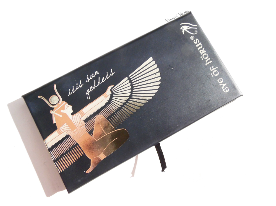 Eyes of Horus Isis Sun Goddess Palette