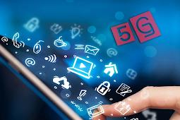 Ponsel 5G Pertama di Dunia Meluncur