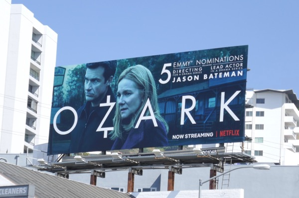 Ozark 2018 Emmy nominations billboard