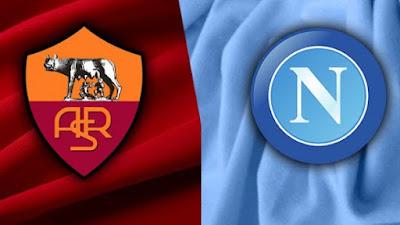 مشاهدة مباراة روما ونابولي اليوم مباشر hd