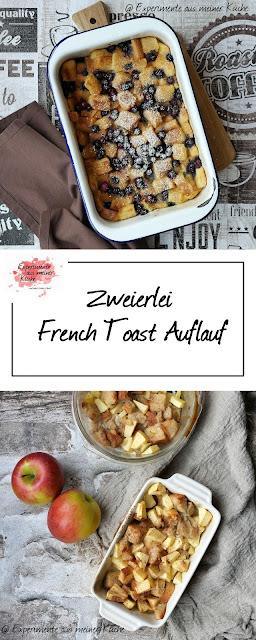 French Toast Auflauf | Rezept | Essen | Backen | Süß | Frühstück | Weight Watchers