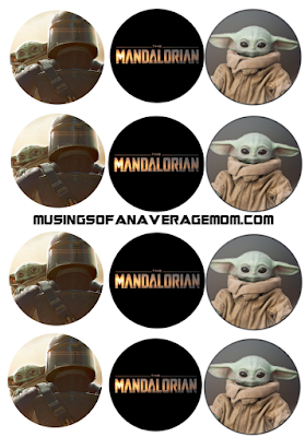Mandalorian birthday ideas