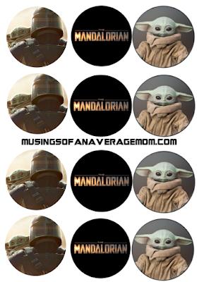 Mandalorian birthday ideas