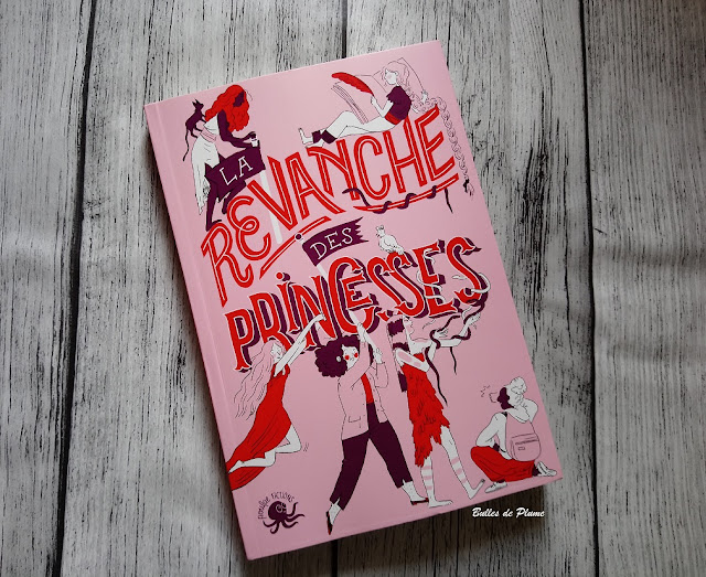 La revanche des princesses - Poulpe Fictions