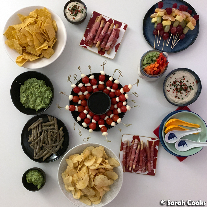 Party nibbles