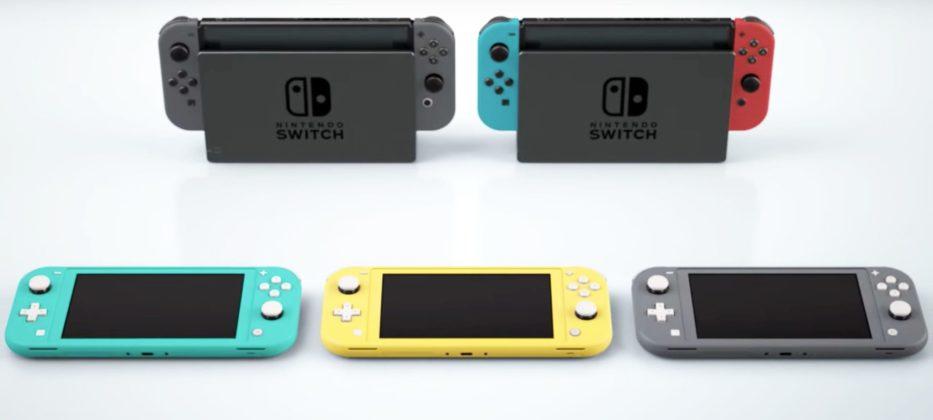 Nintendo Switch vende mais de 800 mil unidades em uma semana nos Estados Unidos