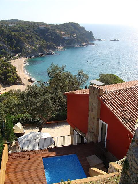 Casa detalles casa de lujo en costa brava de espa a - Casa playa costa brava ...