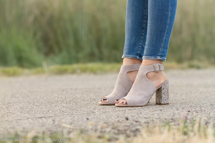 Influencer blog Adicta a los zapatos con las mejores sandalias del verano