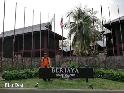 Berjaya Tioman Resort Tutup Close