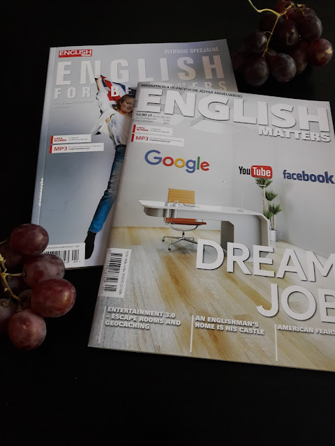 English Matters wydanie specjalne 22/2017 i English Matters 64/2017