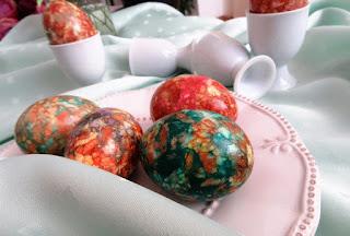 Marble eggs