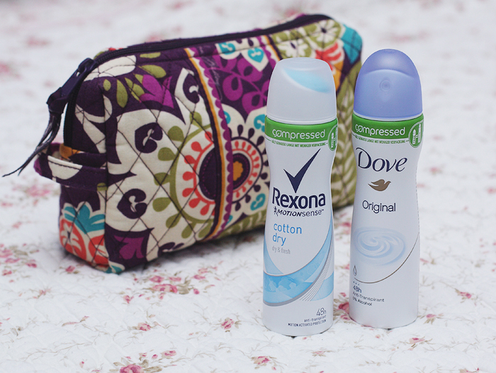 Rexona Dove Compressed Deo