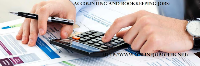 Accounting And Bookkeeping Jobs