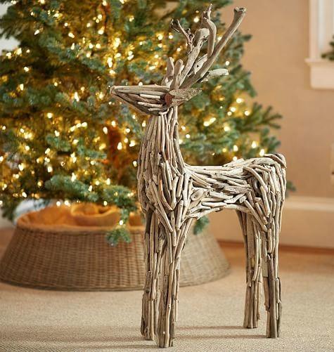 Driftwood Deer