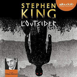 Couverture de l'audiobook L'Outsider de Stephen King