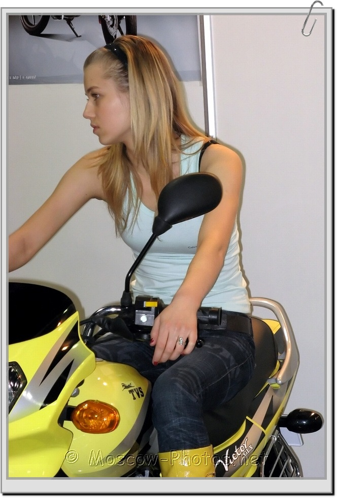Moscow Internationale MOTOBIKE SALON - 2007