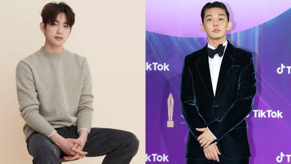 GOT7's Jinyoung was Offered a Role For The Supernatural Film 'High Five' with Yoo Ah In