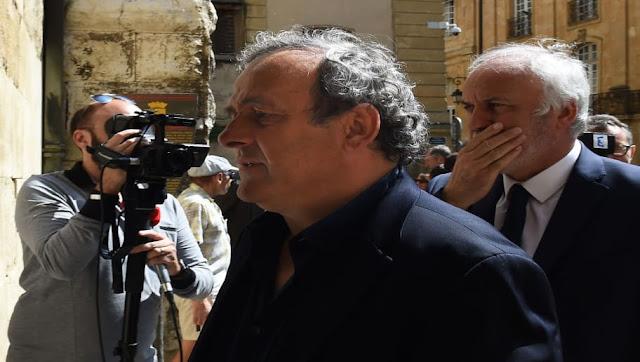 Michel Platini lâche une bombe sur la Coupe du Monde 98