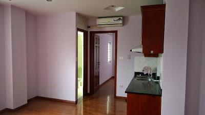 nội thất chung cư giá rẻ đào tấn ba đình