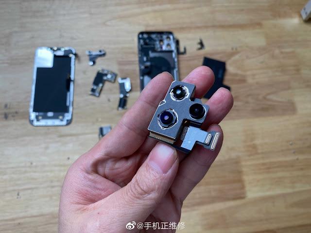 وأخيرا سعة بطارية Apple iPhone 12 Pro Max