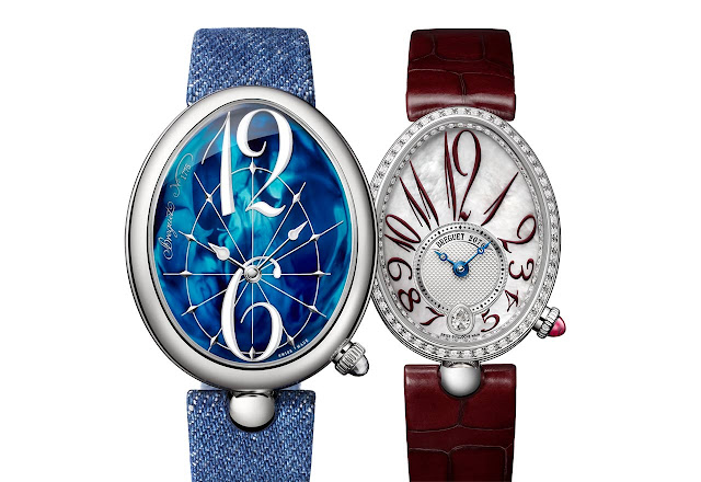 Breguet Reine de Naples Ref. 8918 and Ref. 8967
