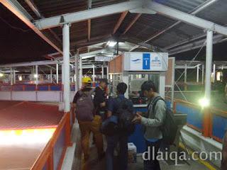 loket penjualan tiket kapal ferry