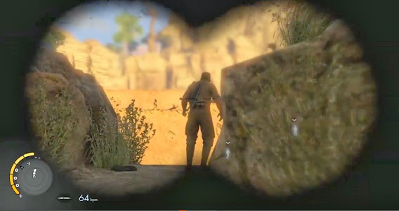 Sniper Elite 3 ScreenShot 01