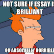 How to Write a College Application Essay ~ Education and job