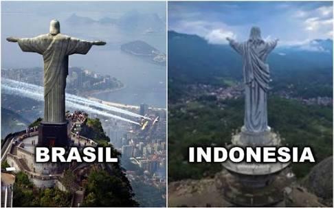Penampakan Rio de Janerio nya Indonesia